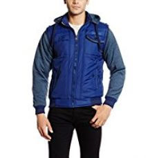 Buy Fort Collins Men's Synthetic Jacket from Amazon