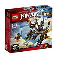 Lego Cole's Dragon, Multi Color for Rs. 4,149
