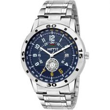 Buy Hemt HM-GR117-BLU-CH Day And Date Analog Watch - For Men from Paytm
