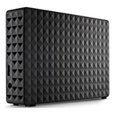Seagate Expansion STEB4000300 4TB USB 3.0 External Hard Drive (Black) for Rs. 9,899