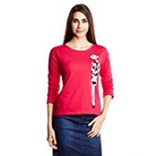 Buy Style Quotient By NOI Women's Cotton Graphic Print Sweatshirt from Amazon