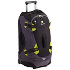 Deuter Black and Moss Trolley Bag Helion 80 Ltr (4046051029979) for Rs. 16,999