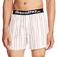 Buy Smugglerz Inc. Men's Cotton Boxers from Amazon