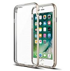MTT Apple iPhone 8 / iPhone 7 Case – Dual Layer Shock Absorption Hybrid TPU Shell with PC Frame (Gold) for Rs. 549