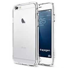 Buy Spigen® iPhone 6 Case,Ultra Hybrid SERIES for iPhone 6 (4.7) Crystal Clear from Amazon