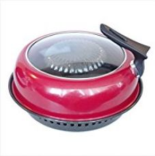 Wonderchef Gas Oven Tandoor (Red and Black) for Rs. 4,349