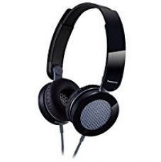 Panasonic Clear & Powerful Sound Stereo Headphones With Mic (Black) for Rs. 1,500