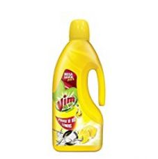 Buy Vim Dishwash Gel, Lemon, 1.5 L from Amazon