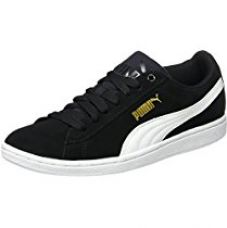 Buy Puma Women's Vikky Leather Running Shoes from Amazon
