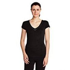 Buy Amante Women's Rayon Top from Amazon