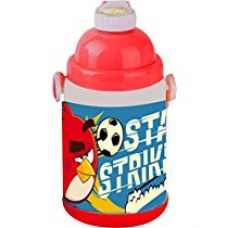 Rovio Angry Bird Insulated Water Bottle Push Button, 55mm, Red for Rs. 298