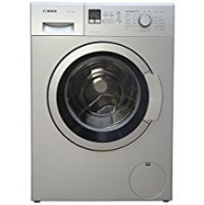 Buy Bosch 7 kg Fully-Automatic Front Loading Washing Machine (WAK24168IN, Silver) from Amazon