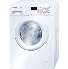 Buy Bosch 6 kg Fully-Automatic Front Loading Washing Machine (WAB16060IN, White) from Amazon