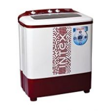 Intex 6.2 kg Semi-Automatic Top Loading Washing Machine (WMS62TL, White and Maroon) for Rs. 9,000