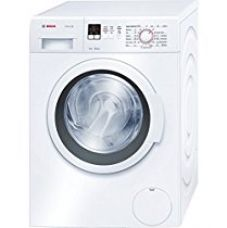 Buy Bosch 7 kg Fully-Automatic Front Loading Washing Machine (WAK20160IN, White) from Amazon