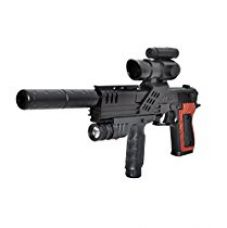 Buy Toyshine 18 Inches BB Gun Toy with Silencer, Laser, Torch from Amazon