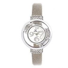 Fogg Analog White Dial Women's Watch -3020-WH for Rs. 284