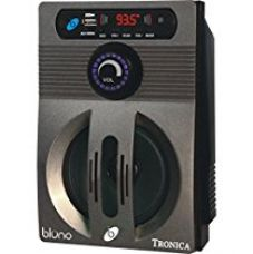 Buy Tronica Bluno Speaker with SD Card/AUX/FM Supported (Black) from Amazon