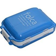 Buy Craffords Multipurpose Small Storage Box for Pills,Medicine,Jewellery,Buttons in Blue Color from Amazon