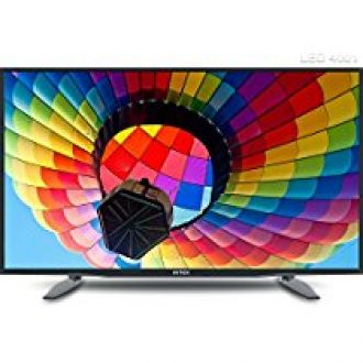 buy intex 98 cm 40 inches 4001 hd ready led tv from amazon. Black Bedroom Furniture Sets. Home Design Ideas