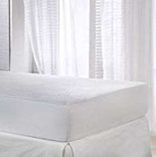 Buy Story@Home Water Resistant Premium Cotton Mattress Protector - King Size, White from Amazon