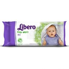 Libero Baby Wet Wipes (80 Counts) for Rs. 169