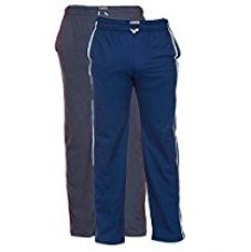 Buy TeesTadka Men's Coton Trackpants for Men Valur Pack Offer for Men Pack of 2 Multi Coloured Solid from Amazon