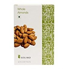 Amazon Brand - Solimo Premium Almonds, 1kg for Rs. 930