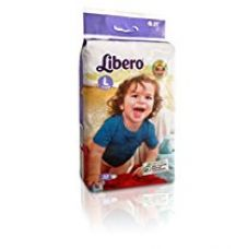 Libero Large Size Open Diapers (38 Count) for Rs. 399