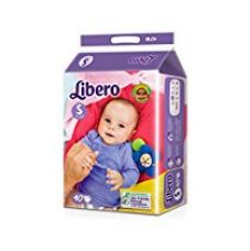 Libero Small Open Diaper (40 Counts) for Rs. 379