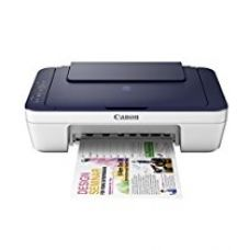 Buy Canon Pixma MG2577s All-in-One InkJet Printer (Blue/White) from Amazon