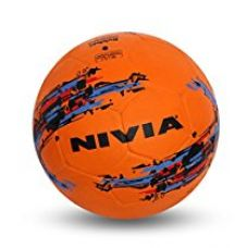 Nivia Storm Football, Size 5 (Orange) for Rs. 299