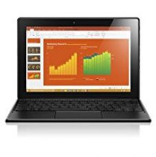 Lenovo Ideapad Miix 310 10-1-inch 2-in-1 Laptop (Atom x5-z8350/2GB/32GB/Windows 10 Home/Integrated Graphics), Black for Rs. 17,490