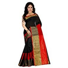Stutti Fashion Cotton Silk Saree (Sfs1540_Red_Red) for Rs. 799