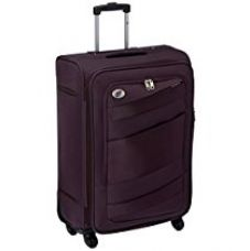 American Tourister Polyester 69 cms Purple Softsided Carry-On for Rs. 5,999