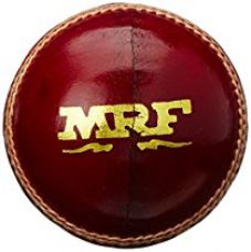 Buy MRF Genius Alam Tanned Ball from Amazon