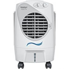 Buy Maharaja Whiteline Frostair CO-125 10-Litre Air Cooler (White/Grey) from Amazon