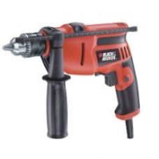 Buy Black & Decker KR554RE 550-Watt 13mm Variable Speed Reversible Hammer Drill Machine from Amazon