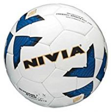 Nivia Shining Star Football, Size 5 (White) for Rs. 549