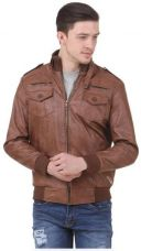 SeahorsE Full Sleeve Solid Men's Jacket
