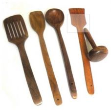 Get 43% off on Wooden Spoon Set