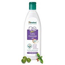 Buy Himalaya Herbals Baby Massage Oil (200ml) from Amazon