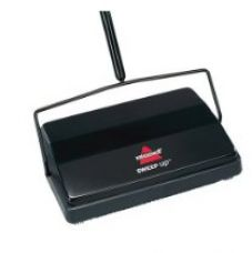 Buy Bissell 21013 Sweep Up Manual Sweeper (Black) from Amazon