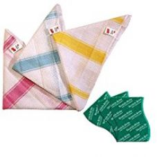 Buy Scotch-Brite Kitchen Towel and Scrub Pad Large (Pack of 3) from Amazon