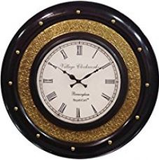 RoyalsCart Chennel Analog Wall Clock for Rs. 1,099
