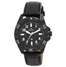 Buy Maxima Uber Collection Analog Black Dial Men's Watch - 35662LAGB from Amazon