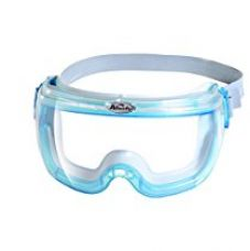 Jackson Safety Anti Fog Goggle, Clear Protective Eyewear, Blue Frame, V80 14399 by Kimberly-Clark for Rs. 820