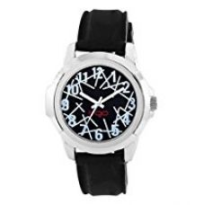 Ego by Maxima Analog Black Dial Men's Watch - (E-01121PAGC) for Rs. 756