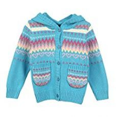 Buy Lilliput Baby Girls Cardigans (8907264022170_Purple_12-18 Months) from Amazon