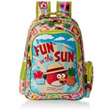 Angry Birds Green Children's Backpack (Age group :3-5 yrs) for Rs. 1,369